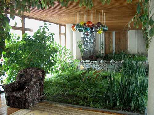 Часть 19 - Создание зимнего сада.